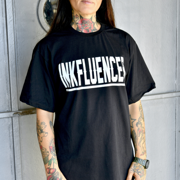 t-shirt oversie inkfluencer
