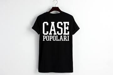 t-shirt case popolari